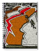Natives Spiral Notebook