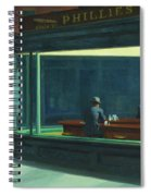 Nighthawks, 1942  Spiral Notebook