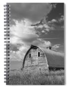 Palouse Barn 9652 Spiral Notebook