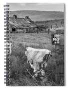 Palouse Barn 9901 Spiral Notebook