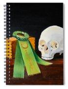 Participant Spiral Notebook