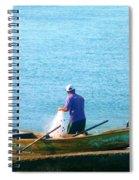 Pescador Spiral Notebook
