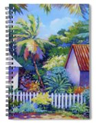 Picket Fence Spiral Notebook