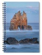 Playa Portizuelo - Spain Spiral Notebook