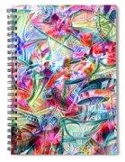 Pphz13 Spiral Notebook