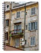 Residence Spiral Notebook