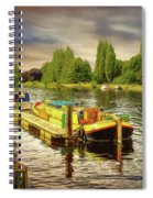 River Work Spiral Notebook