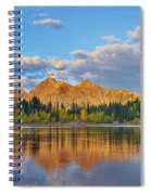 Ruby Range, Lost Lake Slough, Colorado Spiral Notebook