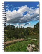 Sagamore Hill Spiral Notebook