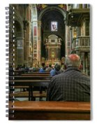 Sant'agostino Spiral Notebook