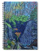 Soco Falls Spiral Notebook