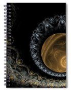 Somewhere In The Universe-2 Spiral Notebook