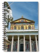St. Paul Outside The Walls Spiral Notebook