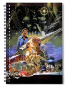 Star Wars The Empire Strikes Back Spiral Notebook
