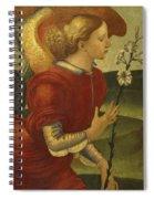 The Archangel Gabriel Spiral Notebook