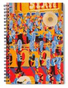 The Band Spiral Notebook