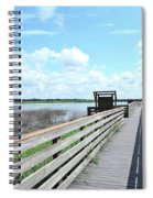 The Birdwalk Spiral Notebook