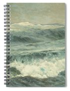 The Roaring Forties  Spiral Notebook