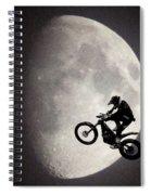 Un Saut Trop Loin Spiral Notebook