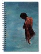 Untitled 3 Spiral Notebook