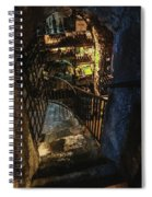 Vino L'archeologia Spiral Notebook