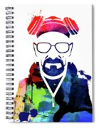 Walter Watercolor Spiral Notebook