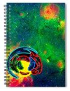 Watcher 2 Spiral Notebook