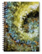 Whirl Spiral Notebook