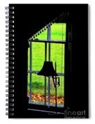 10-12-2009img7642a Spiral Notebook