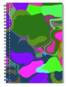 10-19-2008abcde Spiral Notebook