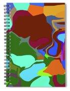 10-19-2008abcdefghi Spiral Notebook