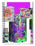10-21-2015cabcdefghijklmnopqr Spiral Notebook