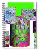 10-21-2015cabcdefghijklmnopqrtuvwxyzabcdefghij Spiral Notebook
