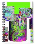 10-21-2015cabcdefghijklmnopqrtuvwxyzabcdefghijkl Spiral Notebook