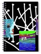 10-22-2015babcdefghijkl Spiral Notebook