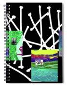 10-22-2015babcdefghijklmnopq Spiral Notebook