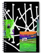 10-22-2015babcdefghijklmnopqrtuv Spiral Notebook