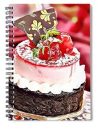10 Eat Me Now  Spiral Notebook