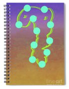11-6-2015dabcdefghijklmn Spiral Notebook