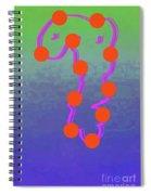 11-6-2015dabcdefghijklmnopqrtuvwxyzabcd Spiral Notebook
