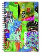 11-8-2015babcdefghijklmnopqrtuvwxyzabcde Spiral Notebook