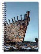 Akranes - Iceland Spiral Notebook