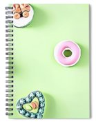 11 Eat Me Now  Spiral Notebook