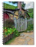 Hobbiton - New Zealand Spiral Notebook
