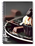 12 Eat Me Now  Spiral Notebook