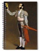 A Matador  Spiral Notebook