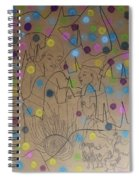Kintu And Nambi Kintus Tasks Spiral Notebook
