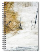1474 Scorched Earth Spiral Notebook