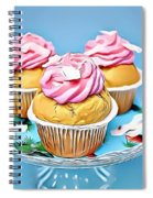 15 Eat Me Now  Spiral Notebook