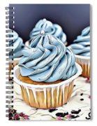 16 Eat Me Now  Spiral Notebook